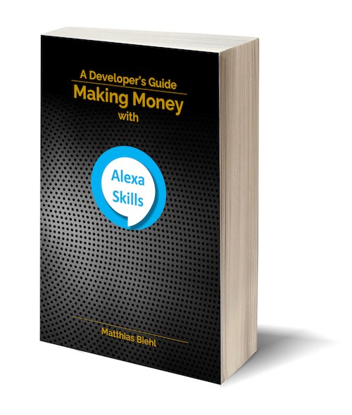 Making Money with Alexa Skills – A Developer Guide – API